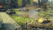 World of Tanks Blitz: Albero tecnologico europeo Trailer