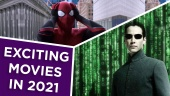 Screen Time: The Most Exciting Movies coming in 2021