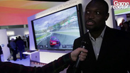 CES 13: Sony Split-Screen Interview