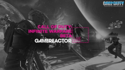 Call of Duty: Infinite Warfare Beta - Replica Livestream