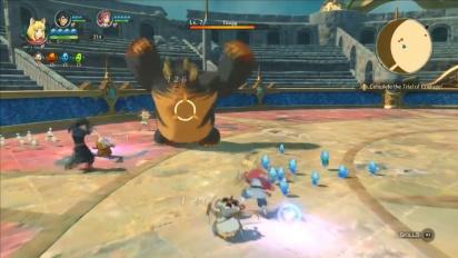 Ni no Kuni II: Revenant Kingdom - E3 Demo Walkthrough