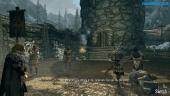 The Elder Scrolls V: Skyrim - PS4 Pro vs Switch