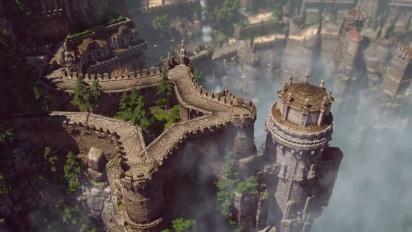 Spellforce 3 - Gameplay Trailer: Human Faction