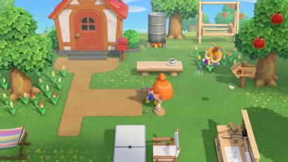 Animal Crossing: New Horizons - Gameplay Reveal Trailer