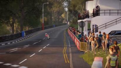 TT Isle of Man 2 - Gameplay Video #1