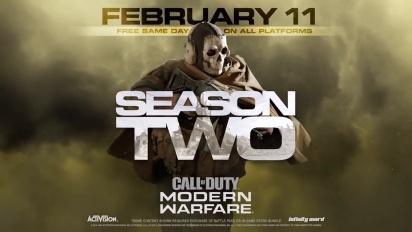 Call of Duty: Modern Warfare - Season Two Trailer