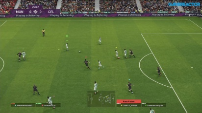 eFootball PES 2020 DP6 - myClub Co-Op Online Gameplay - Celtic vs ManU