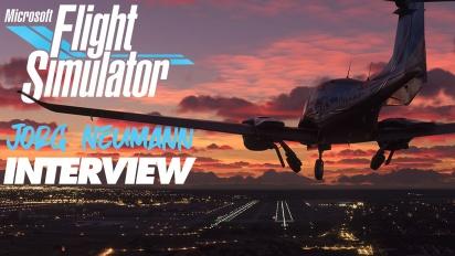 Microsoft Flight Simulator - Jorg Neumann Interview