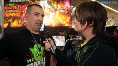 Orcs Must Die: Unchained - Ian Fischer Interview