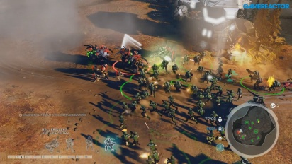 Halo Wars 2 - Campagna Gameplay