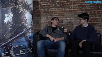 Elex - Michael Paeck Interview