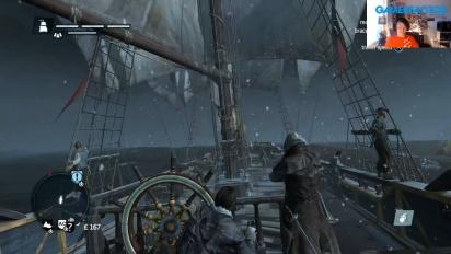 Assassin's Creed Rogue Remastered - Replica Livestream