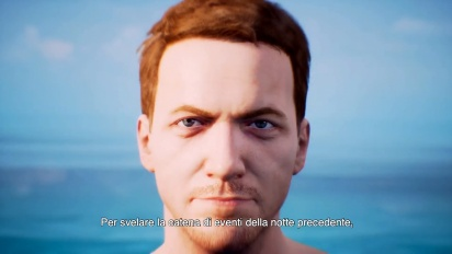 Twin Mirror - Trailer di gameplay ufficiale (italiano)