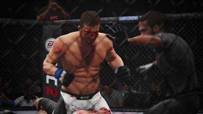 UFC 2 - Gameplay Trailer
