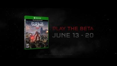Halo Wars 2 - Multiplayer Beta Trailer