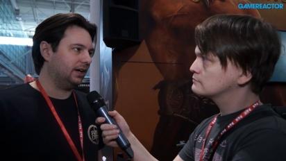 Conan Exiles - Tor Egil Andersen Interview