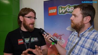 Lego Worlds - Intervista a Chris Rose