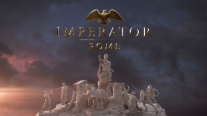 Imperator: Rome - Annoincement Trailer