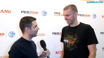 Pro Evolution Soccer 2019 - Intervista a Lennart Bobzien
