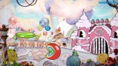 Cuphead - Sugarland Shimmy Nintendo Switch Gameplay