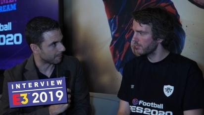 eFootball PES 2020 - Lennart Bobzien Interview