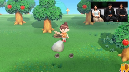 Animal Crossing: New Horizons - Nintendo Treehouse E3 2019 Gameplay