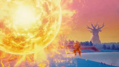 Dragon Ball Z: Kakarot - A New Power Awakens - Part 1