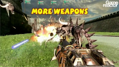 Serious Sam HD: The Second Encounter - Trailer 1