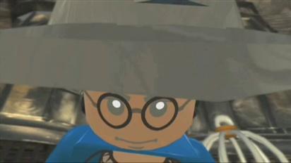 LEGO Harry Potter: Years 1-4 - Hogwarts Awaits Behind The Scenes