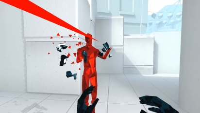 Superhot - VR Trailer