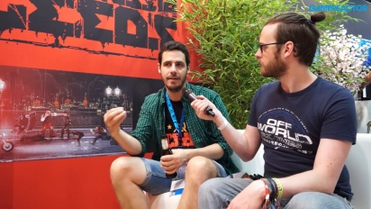 Mother Russia Bleeds - Intervista a Frédéric Coispeau