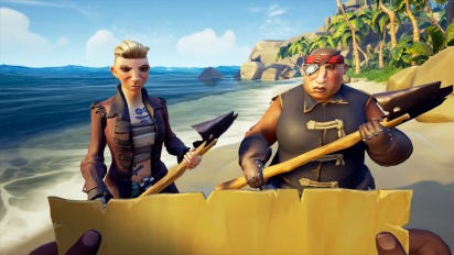 Sea of Thieves - Co-Op Gameplay