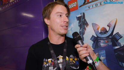 The Lego Ninjago Movie Video Game - Intervista a Tim Wileman