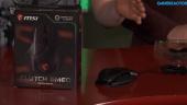 MSI Clutch GM60 - Quicklook
