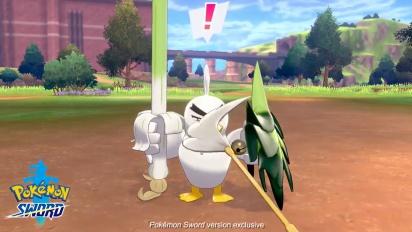 Pokémon Sword / Shield - Meet Sirfetch'd