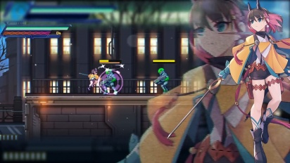 Azure Striker Gunvolt 3 - First Look Trailer