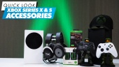 Xbox Series X/S Accessories - Unboxing