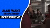 Alan Wake Remastered - Thomas Puha & Vida Starcevic Interview