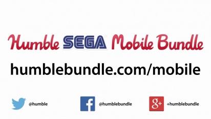 Humble Bundle - Humble Sega Mobile Bundle