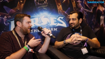 Heroes of the Storm - Intervista a Alan Dabiri