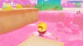 Super Mario Odyssey - Luncheon Kingdom Gameplay Parte 1
