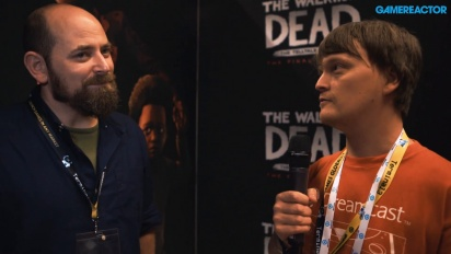 The Walking Dead: The Final Season - Intervista a Brodie Anderson