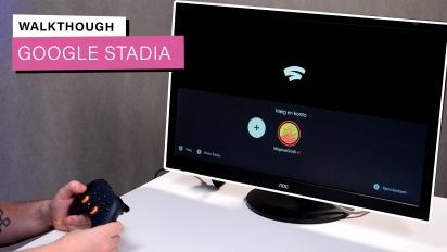 Google Stadia - Come funziona