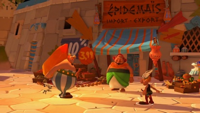 Asterix & Obelix XXL3 - Launch Trailer