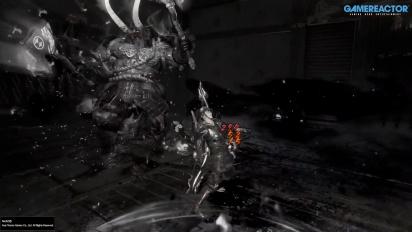 Nioh 2 - Death Compilation