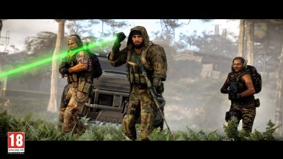 Ghost Recon Frontline - Reveal Trailer