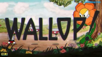 Cuphead - Gamescom 2016 - Presentazione del gameplay