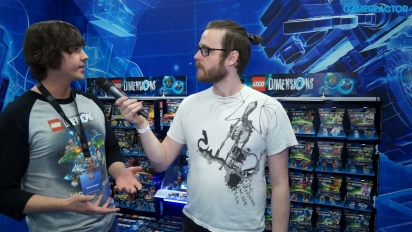 Lego Dimensions: Year Two - Intervista a James Burgon