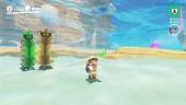 Super Mario Odyssey - Seaside Kingdom Gameplay - Parte 1