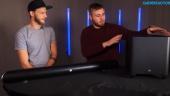 Quick Look - La nostra video-anteprima di JBL Cinema SB450
